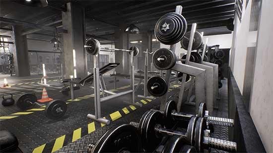 gym equpiment