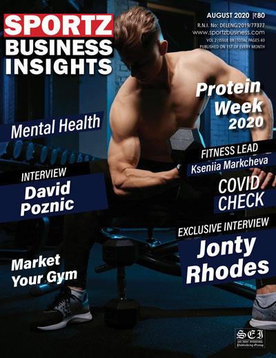Sportz Business Magazine August 2020