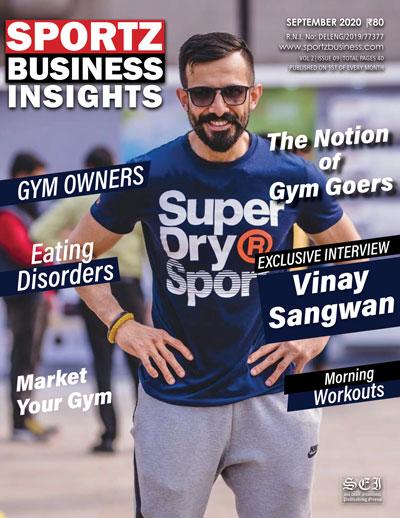 Sportz Business Magazine September 2020