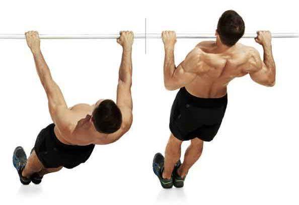Bodyweight-Row