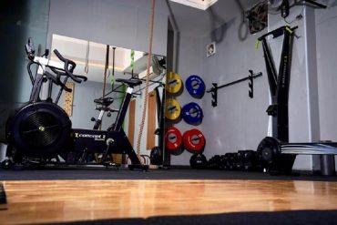 gym at FloFitBox
