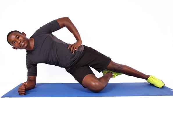 Single-Leg Side Plank