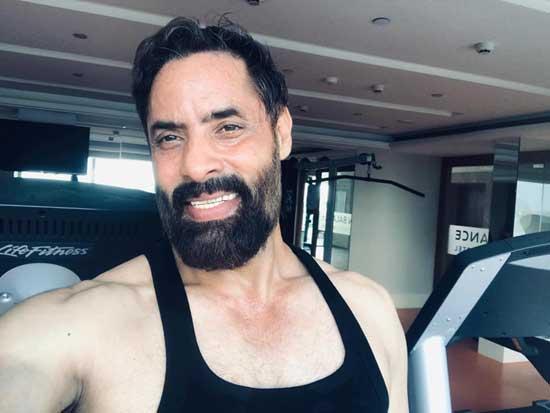 fitness shajichoudhary