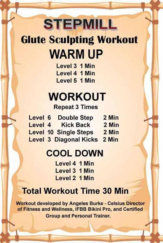 workout routin