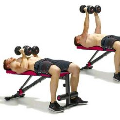 Dumbbell Close Grip Press