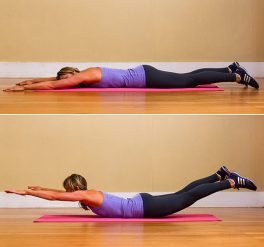 back Extension for Weight Loss