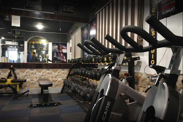 The Muscle Studio