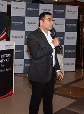 Dr. Chirag Sethi ACE