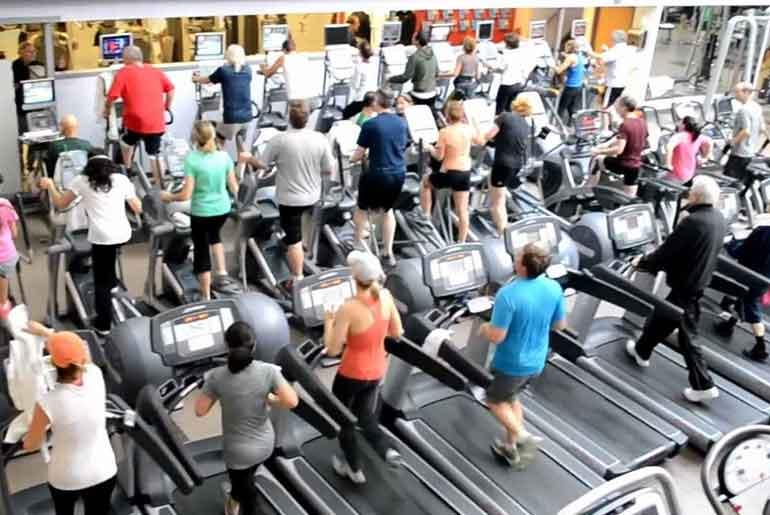 Gym-Crowd
