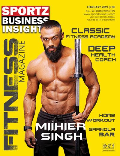 Sportz Business Magazine February 2021