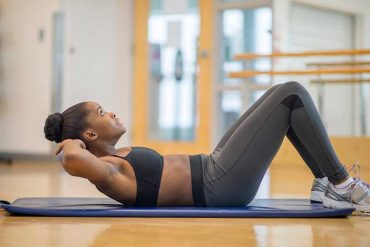 Belly Fat Reducing Exercise