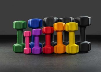 Dumbells Home Gym Equipment
