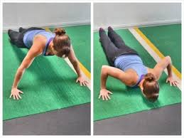 Wide Push Up for Chest Workout