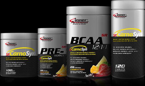 Inner Armour Sports Nutrition