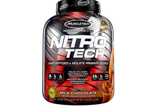Muscletech Nitro-Tech Whey Protein
