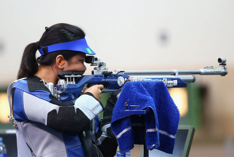 Indian Shooting Squad and their race to the Tokyo Olympics in Japan