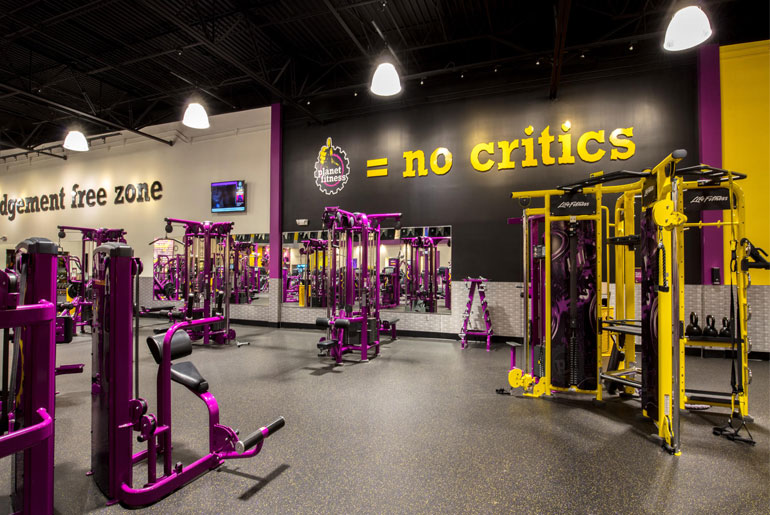 Fitness Center Like Planet Fitness New Horizon Expansion