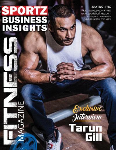 Sportz Business Magazine July 2021